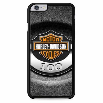 Harley Davidson Wallpaper iPhone 6 Plus / 6S Plus Case