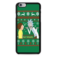 Rick And Morty Get Schwifty iPhone 6/6s Case
