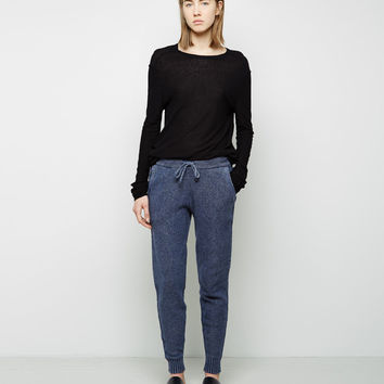 Acid Washed Sweatpants by T by Alexander Wang