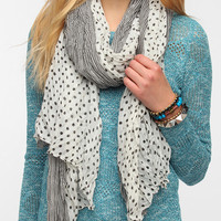 Urban Outfitters - BDG Polka Dot Scarf