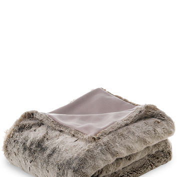 Faux Fur Throw | Marks & Spencer London