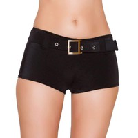 Roma Rave SH101 Belted Shorts