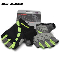 Anti-slip Cycling Gloves Gel Padding Bike Gloves Sports Half Finger Gloves Mtb Bicycle Equipment Size S-XL