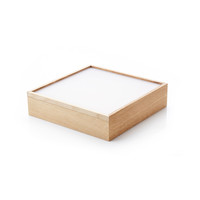 ObjectBox Large Wooden Storage Box