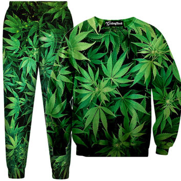 Weed Tracksuit