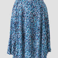 Early Dawn Floral Skirt