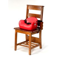 Keekaroo® Cafe Booster Seat in Cherry
