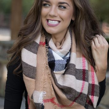 Hump Day Camel Scarf
