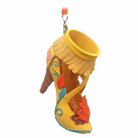 disney parks princess pocahontas shoe christmas ornament new with tag