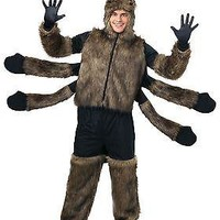 Adult Furry Spider Costume