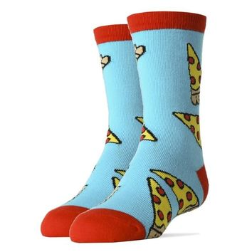 Pizza Party - Youth Socks