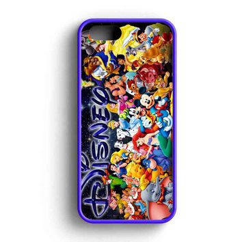 Disney Princess All Character Collage iPhone 5 Case iPhone 5s Case iPhone 5c Case