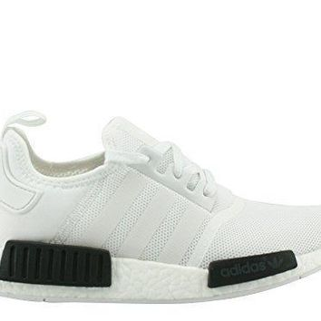 Adidas Originals NMD_R1 White Mesh Trainers adidas nmd women