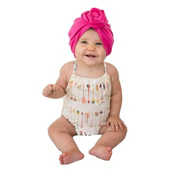 Baby Top Knot Turban (0 to 3 months)