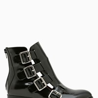 Jeffrey Campbell Evermore Buckled Boot