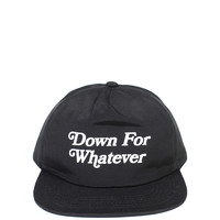 Down For Whatever 5 Panel Hat