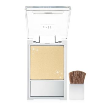e.l.f. Gold Shimmer with Brush
