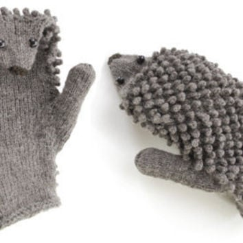 Morehouse Farm Merino | Hedgehog Mittens KnitKit