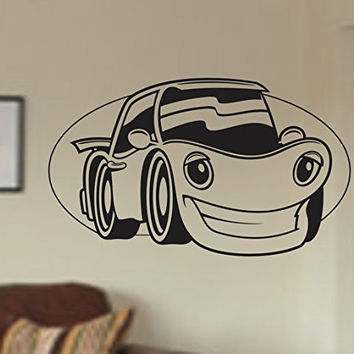 Automobile Car Dealer Vinyl Wall Decal Sticker Car Window Truck Decals Stickers