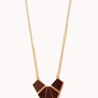 Simply Stated Geo Necklace