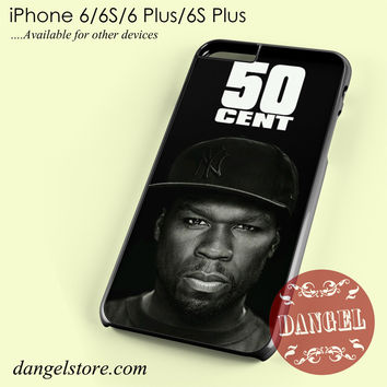 50 Cent Face Phone case for iPhone 6/6s/6 Plus/6S plus