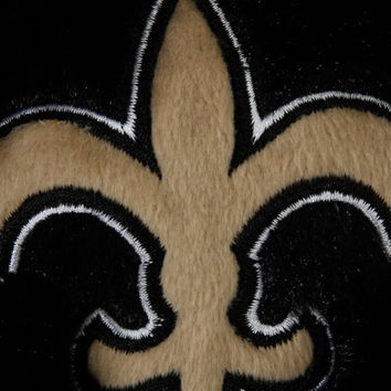 NFL New Orleans Saints Mohawk Long Dangle Hat