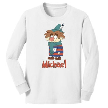 Disney 7D Sneezy personalized long sleeve T shirts