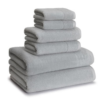 Kyoto Towels Set of 6 | Raindrop