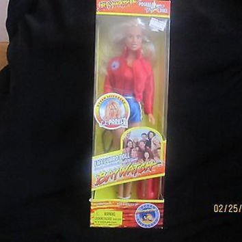 """BATWATCH C.J. PARKER DOLL"""