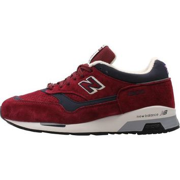 DCCK1IN new balance 1500 the cumbrian red burgundy