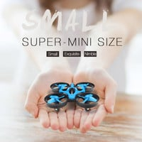 Newest Mini Drone JJRC H36 RC Micro Quadcopters 2.4G 6 Axis With Headless Mode One Key Return Helicopter Vs H8 Dron Best Toys