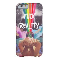 F*** Reality Trippy iPhone 6 Case