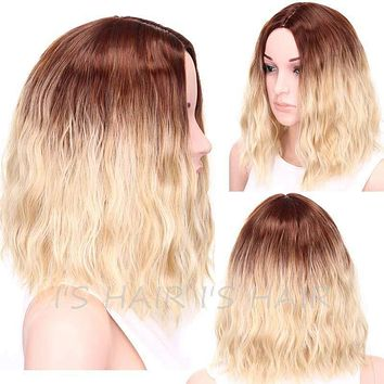 14'' Beauty Ombre Wig  Synthetic