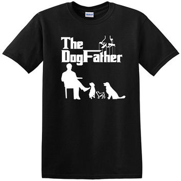The DogFather T-Shirt for Dog Lovers funny shirt fun sayings humor satire tshirts