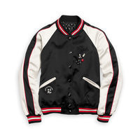Mickey Mouse Reversible Varsity Jacket for Women by COACH