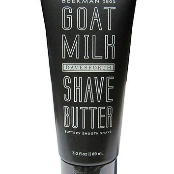 Goat's Milk Shave Butter By Beekman 1802