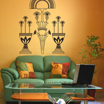 Vinyl Wall Decal Sticker Egyptian Art #OS_DC698