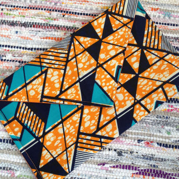 Make up bag African Cosmetic bag Envelope style pouch. African print. make up,  Purse, cosmetic purse.