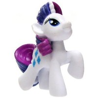 My Little Pony Friendship is Magic 2 Inch PVC Figure Rarity
