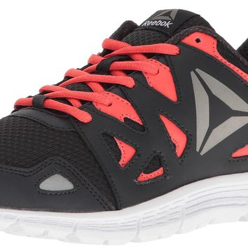 Reebok Women's Supreme 3.0 Mt Running Shoe Lead/Fire Coral/Pewter 8.5 B(M) US '
