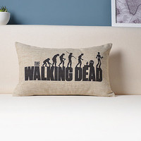 The Walking Dead Pillow Cushion Cover