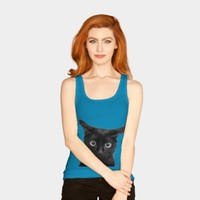 What?! Tank Top By DejaReve Design By Humans