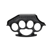 WAX KNUCKLES WAX COMB BLACK