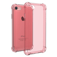 New Crystal Clear Series Soft TPU iPhone 7 7Plus & iPhone se 5s 6 6 Plus Case Protective UNBreak Back Cover +Gift Box