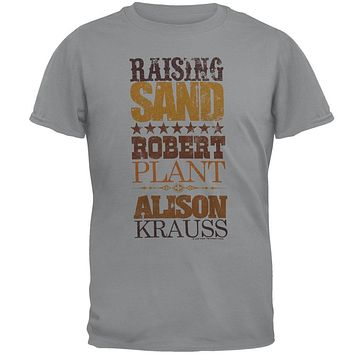 Robert Plant & Alison Krauss - Country Style Soft T-Shirt