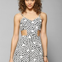 Naven Sweetheart Cutout Romper - Urban Outfitters