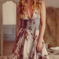 FP-1 Wisteria and Lattice Dress at Free People Clothing Boutique