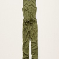 AERIE MILITARY JUMPSUIT
