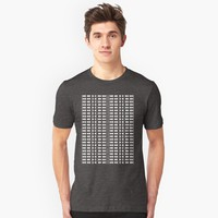 'Play Pause Techno Repeat' T-Shirt by hypnotzd