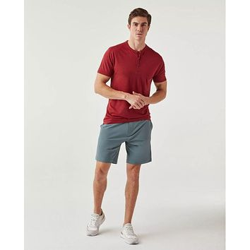 Olivers - Capital Mineral Blue Shorts